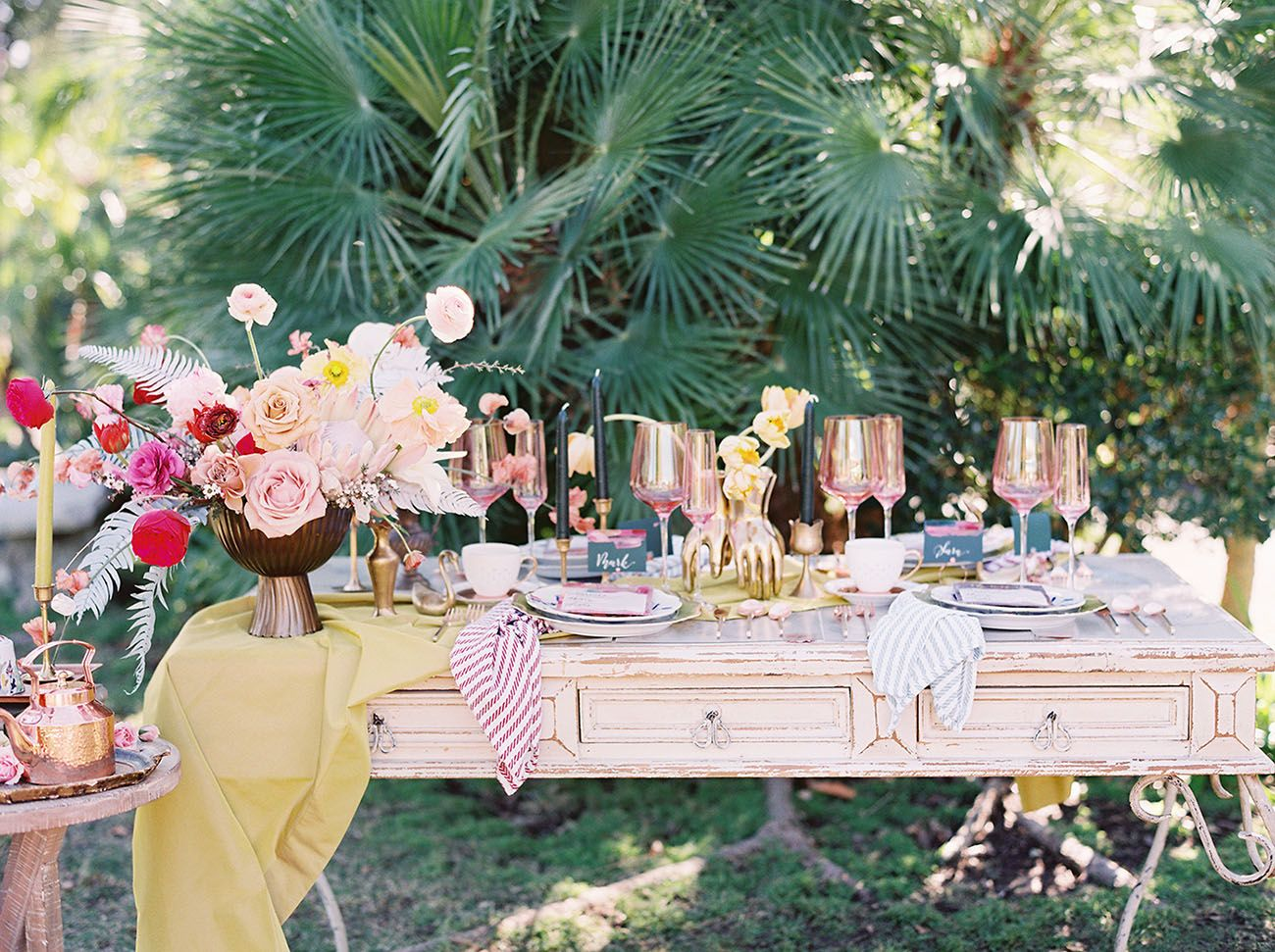 Beautiful Garden Party Wedding Ideas Component - Beautiful Garden ...