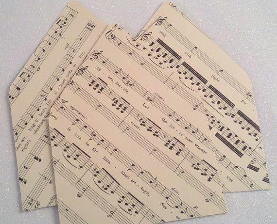 Music envelopes