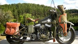 Warboy 883 XWL – A Sportster 883 in WL Clothing