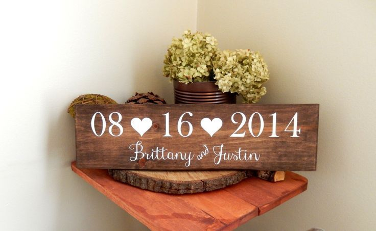Bridal Shower Gift, Engagement Gift , Wedding Date Sign, Save the Date Sign, Save the Date Photo Prop, Rustic Wedding Decor, Wedding Gift
