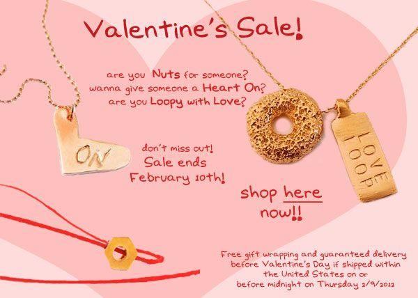 valentine's jewelry sale! #jewelry #valentines Mr. Kate jewelry