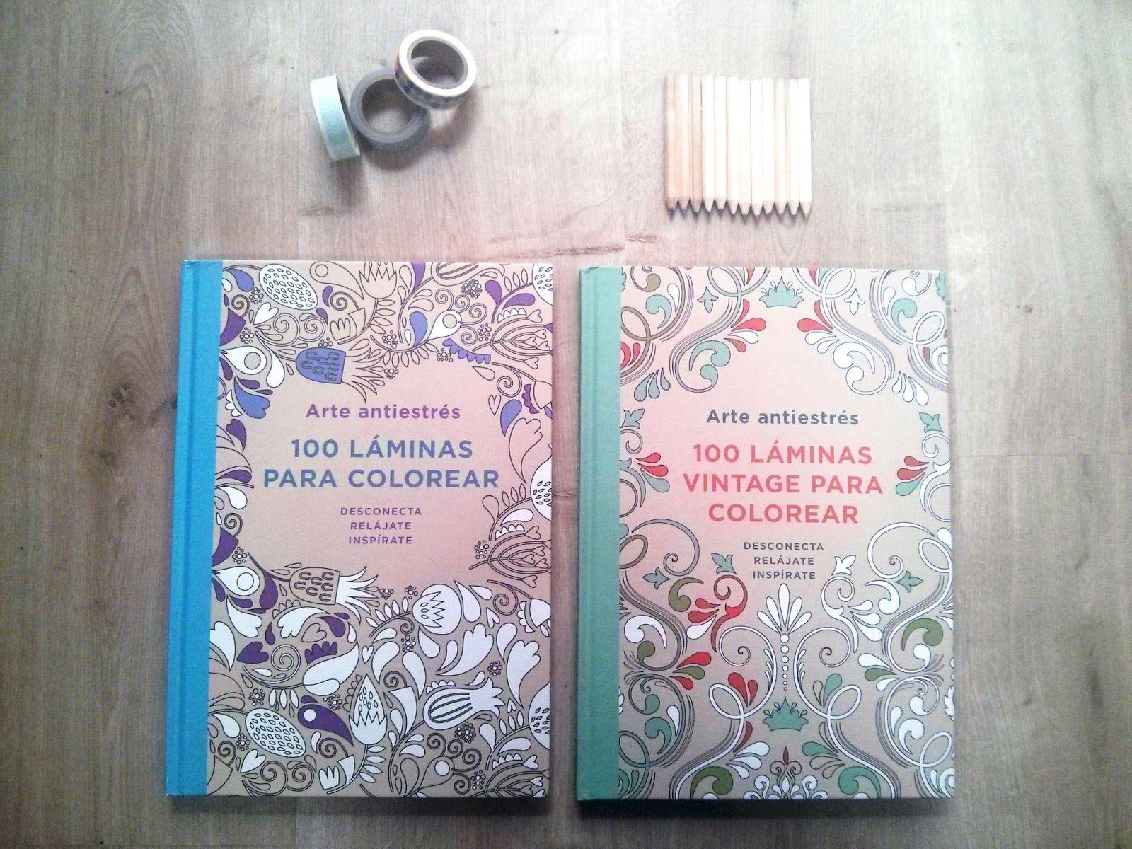 Convierte tu estrés en arte con los libros de arte antiestrés > sorteo en el blog < http://bit.ly/1zdi91x