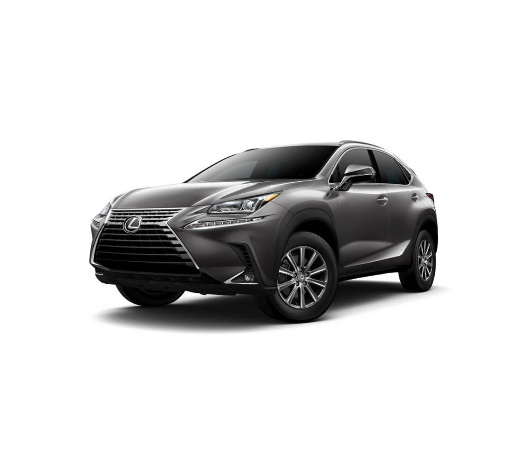 The 2019 Lexus NX, Or The 'Nimble Crossover', Is An Entry