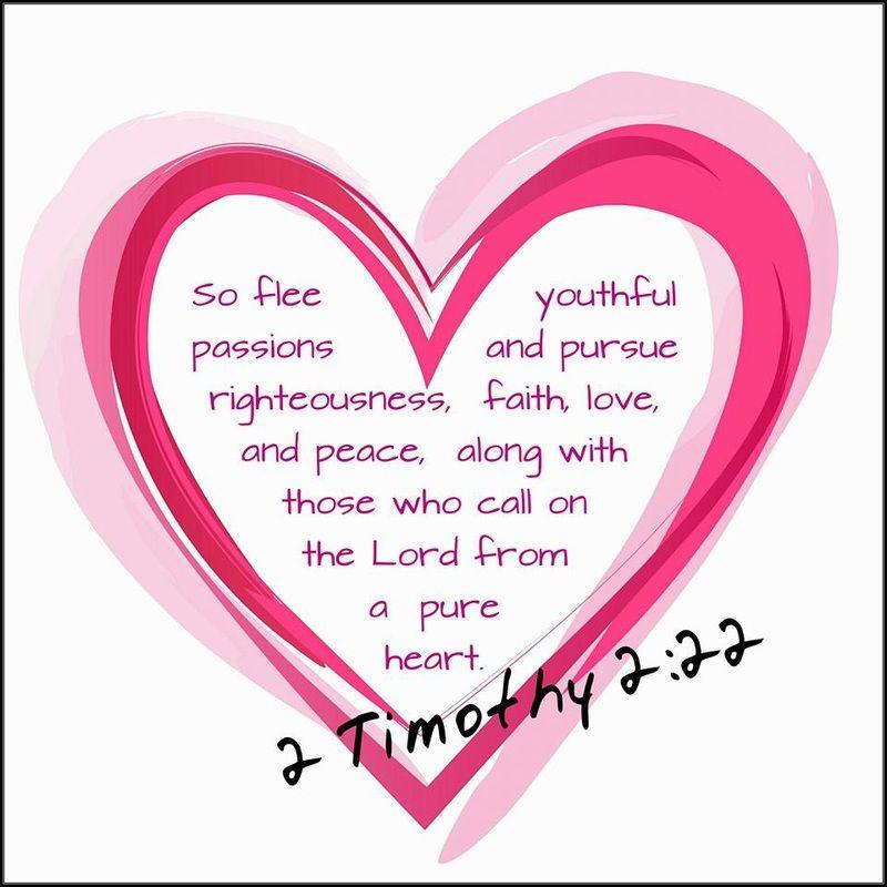 2 Timothy 2 22 Scripture Meme Bible Inspiration Scripture 2 Timothy