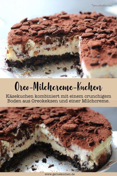 Oreo milchcreme kuchen recipe gute rezepte for Gute und gunstige kuchen