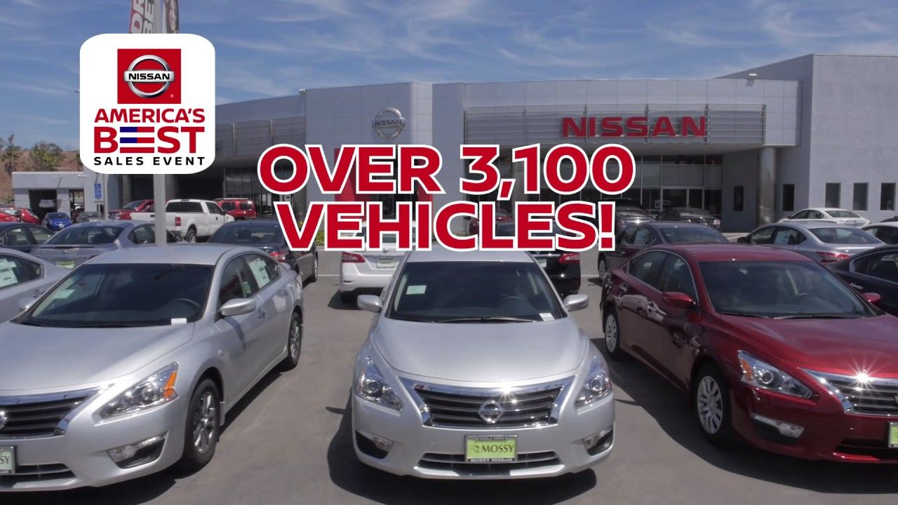 Pin by Mossy Nissan San Diego on Nissan 4th of July