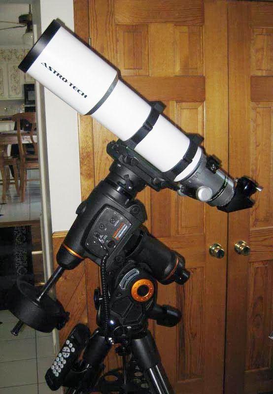 Telescope Setups