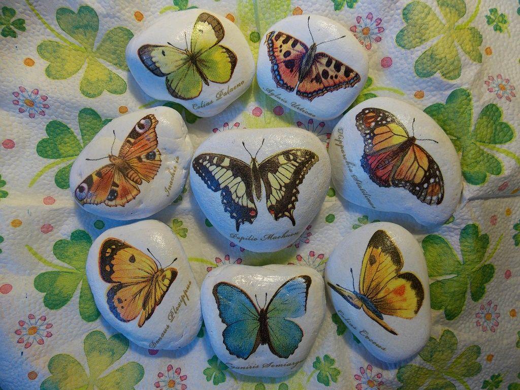 Motýliky pre šťastie