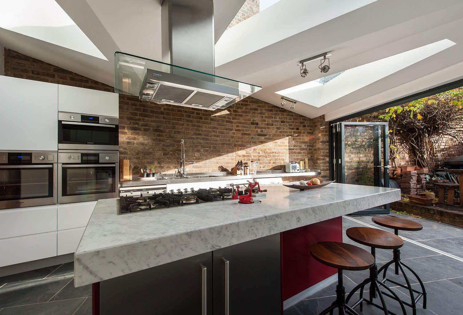 Modern Kitchen Extension Designs | Swing Kitchen