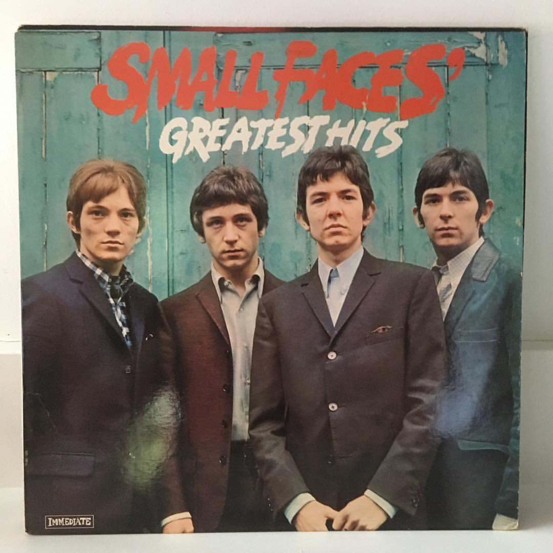 Smallfaces Greatest Hits Mod Stevemarriott Ianmclagan All Records Available Via Dm To Me Or In My Ebay Store Li Lp Vinyl Vinyl Records Greatest Hits