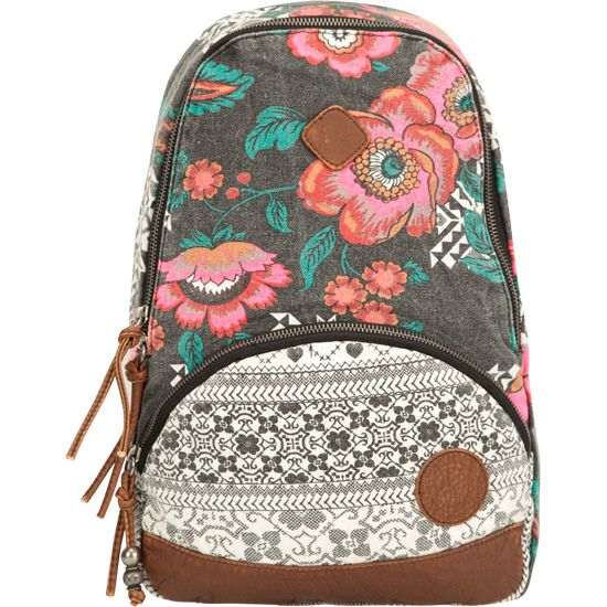 ROXY Great Outdoors Backpack | backpack | Pinterest | Beautiful ...