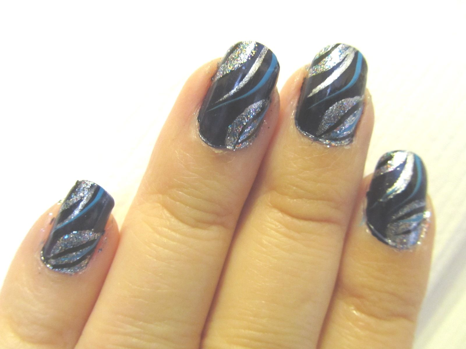 Eclipse Nail | Nail Art Journal | Pinterest