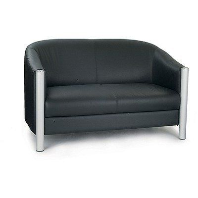 Amazing High Quality Leather Based Confronted Seater Bathtub Settee Chic U0027Bathtubu0027  Taste Chair Upholstered