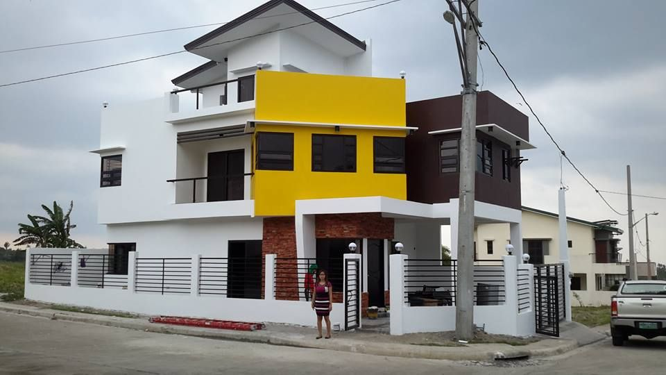 Home builders philippines house pinterest design for House construction companies