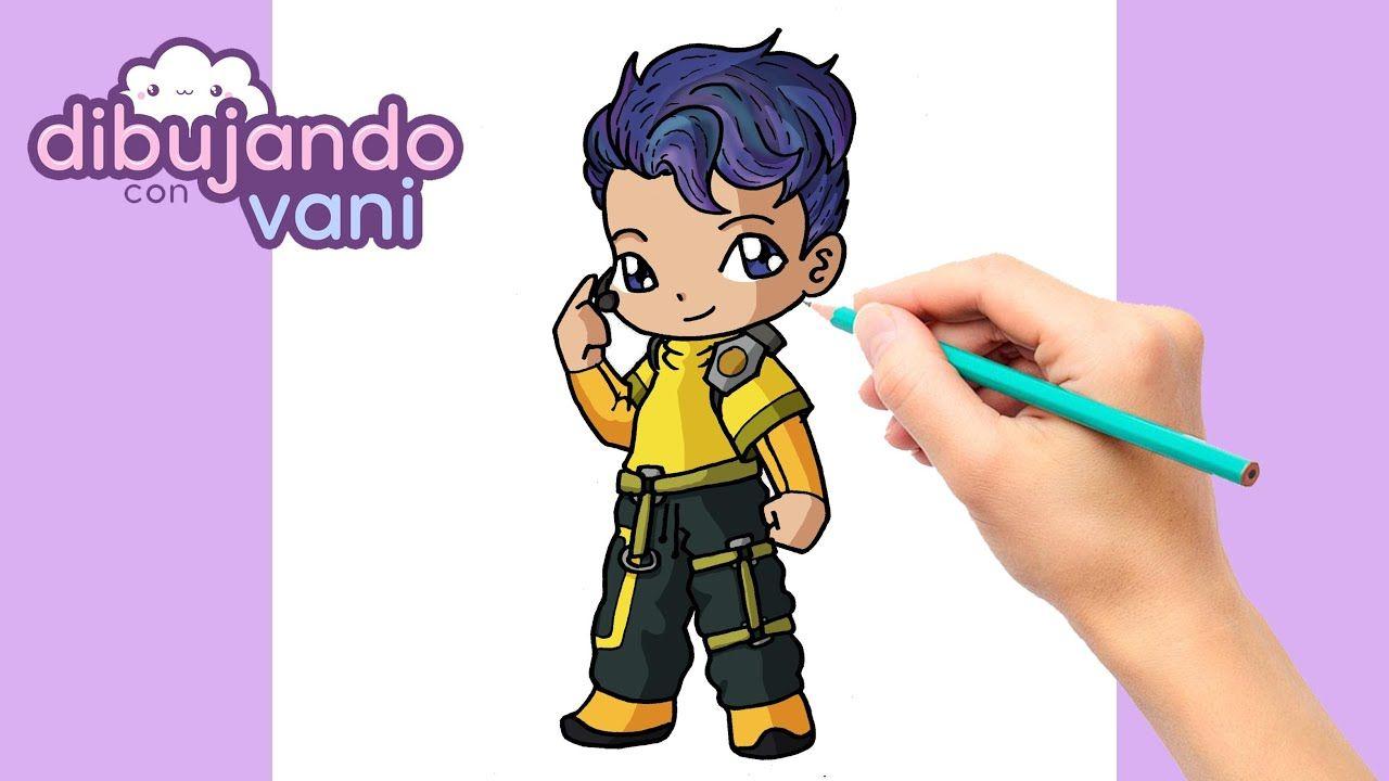 Como Dibujar A Wolfrahh De Free Fire Dibujos De Free Fire Dibujar Fr Personajes De Graffiti Dibujos Dibujos Kawaii