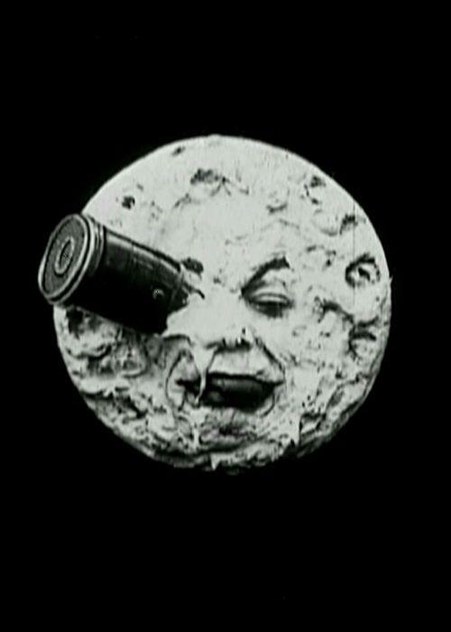 """""""Le Voyage Dans La Lune"""" / A Trip To The Moon, 1902"""