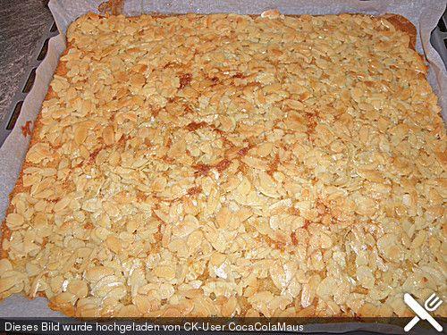 Mandel-Blitzkuchen (Butterkuchen)