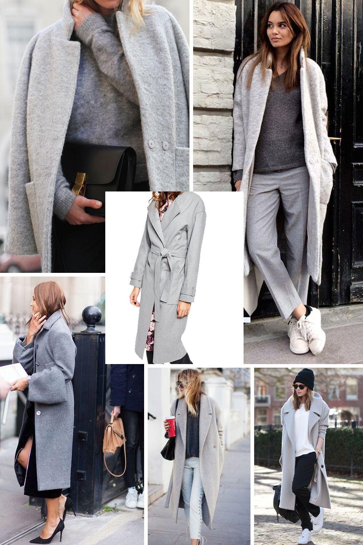Abbinare il grigio: 40 outfit di ispirazione - Modemoiselle
