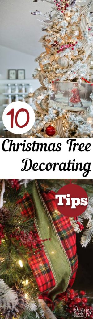 10 Christmas Tree Decorating Tips - Page 12 of 12 Decorated