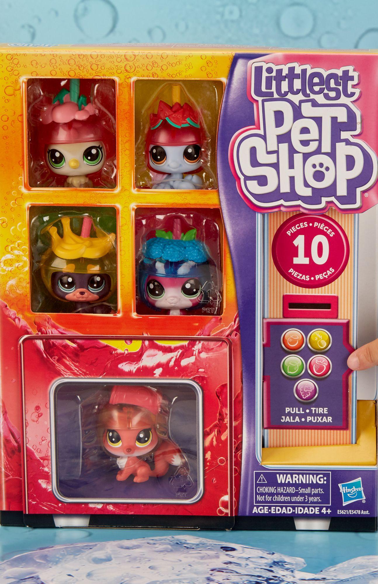Littlest Pet Shop Slushie Squad Pack Pet shop, Little