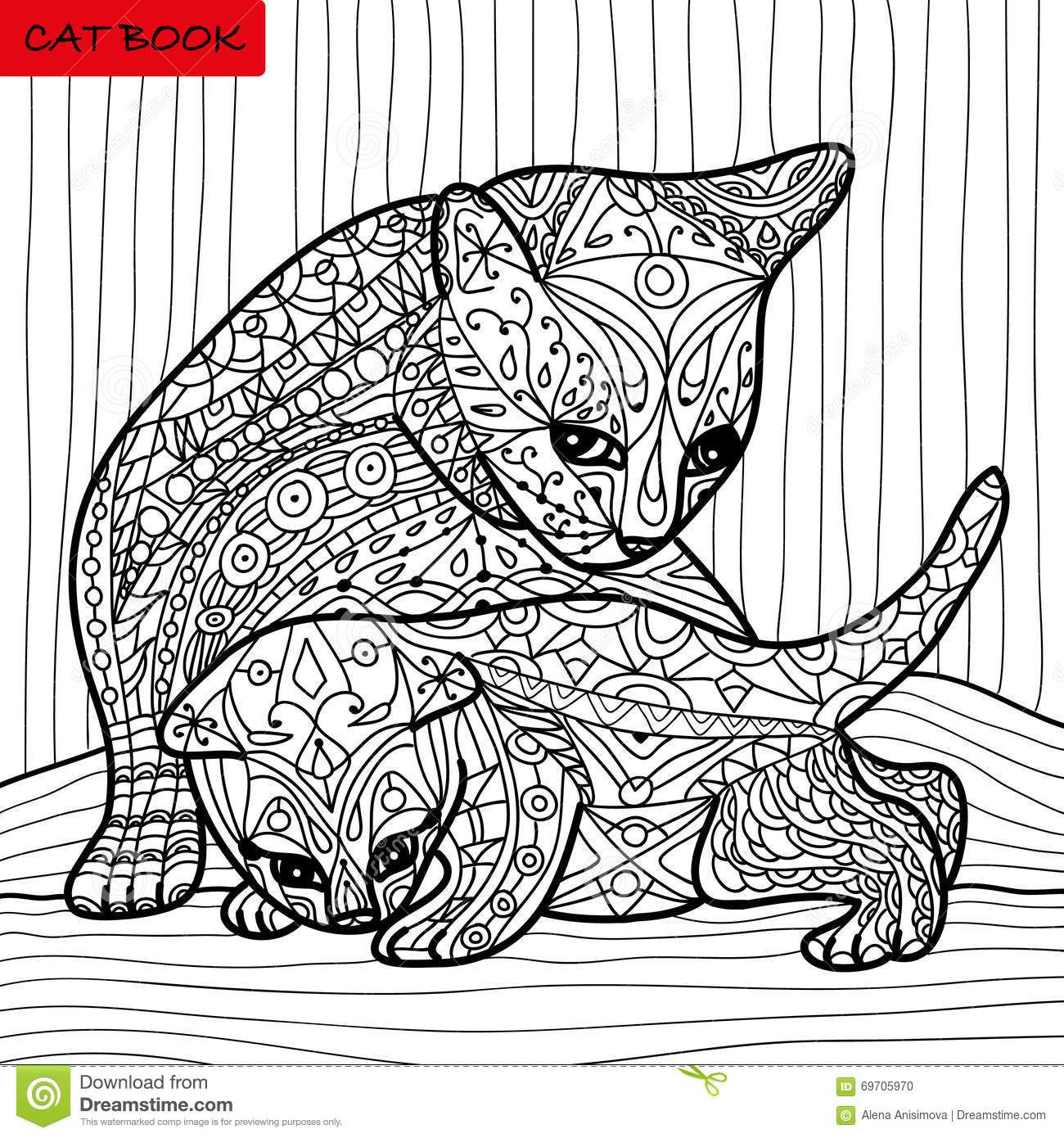 Pin By Barbara On Coloring Cat Cat Coloring Book Kitten Coloring Book Animal Coloring Pages [ 1390 x 1300 Pixel ]