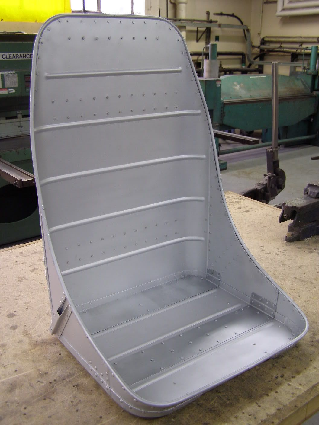 No Experience And Want To Create Aluminum Aircraft Parts