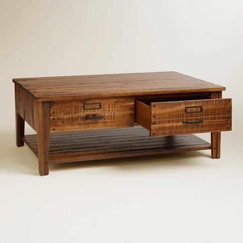 Hako Coffee Table: $320 Roland Coffee Table