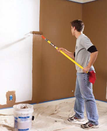 paint trim or walls first and other painting questions answered for the home painting trim. Black Bedroom Furniture Sets. Home Design Ideas