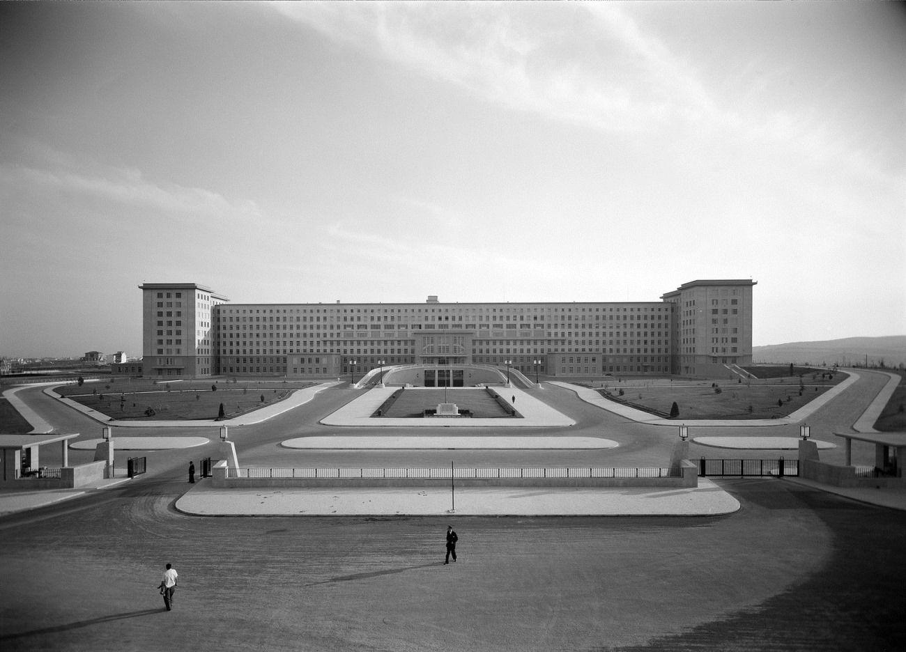 Hospital de Santa Maria - 1953