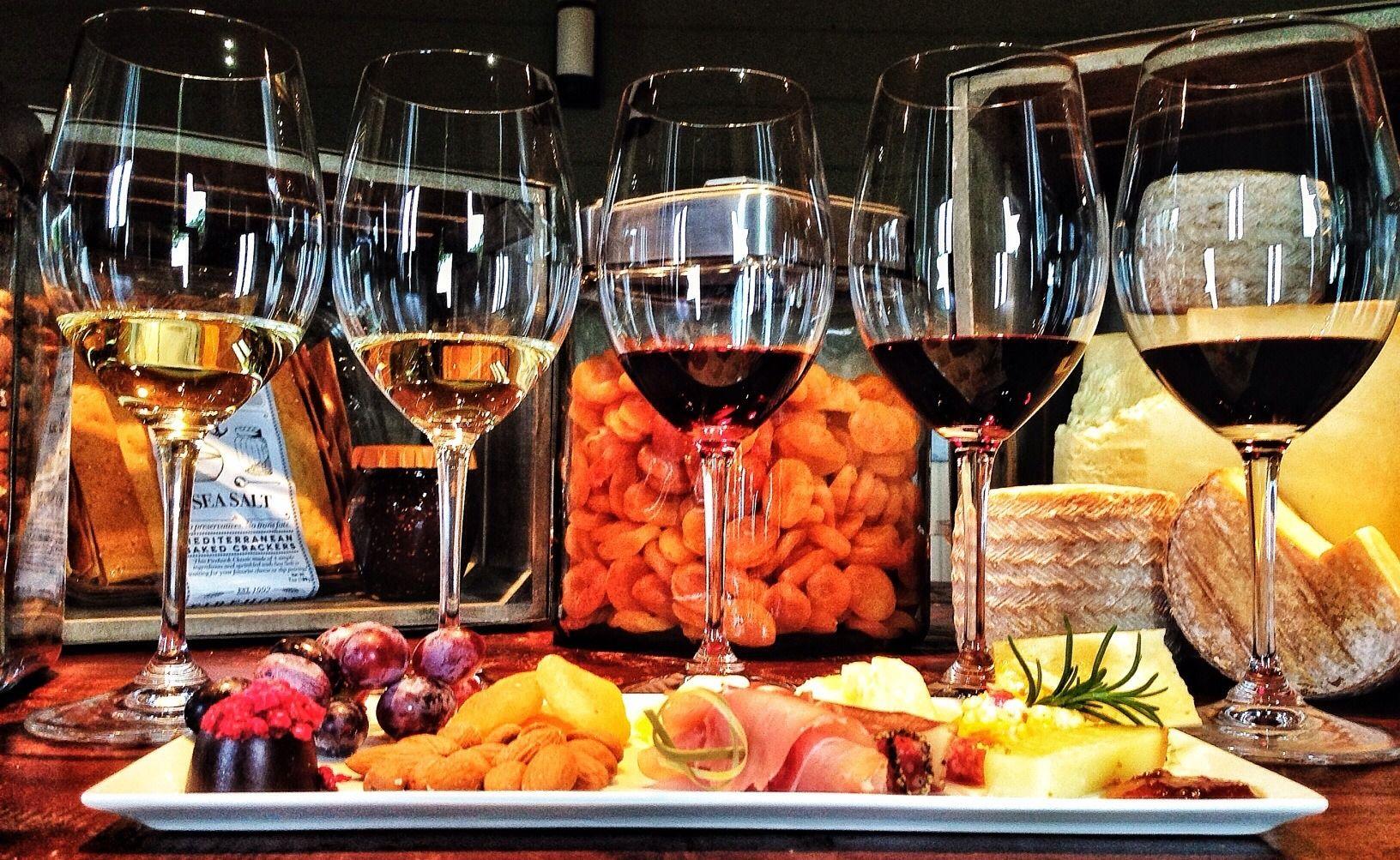 Pe Crop Arrington Vineyard Wine Tasting Tasting