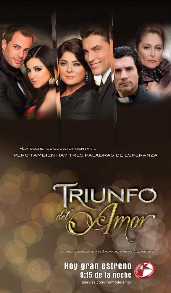 El Triunfo Del Amor Novelas