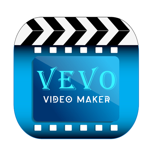 photo video maker with music app online