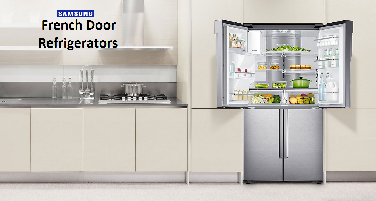 French Door french door range photographs : Samsung offers a wide range of french door refrigerators with ...