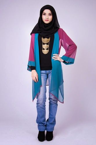 BioLa Tak BeRdawAi ...: - Fesyen Kebaya Kimono - | My head is ...