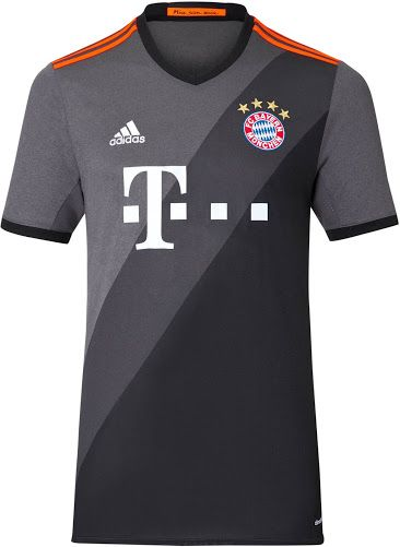 5efe75fa8 Bayern München 16-17 Away Kit Released - Footy Headlines | Soccer ...