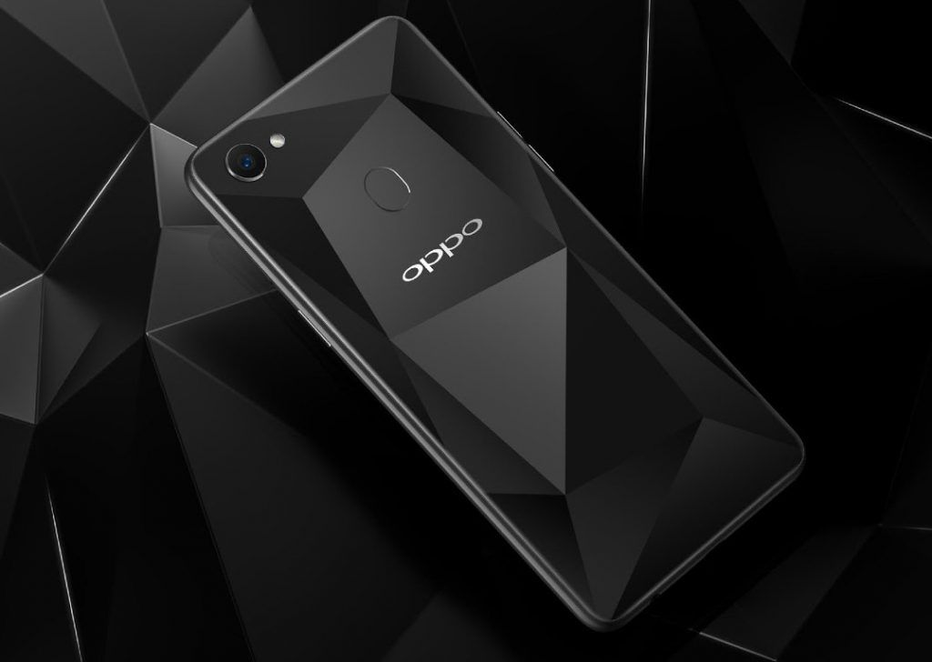 OPPO F7 Diamond Black Edition Pre-Orders Are Live In India