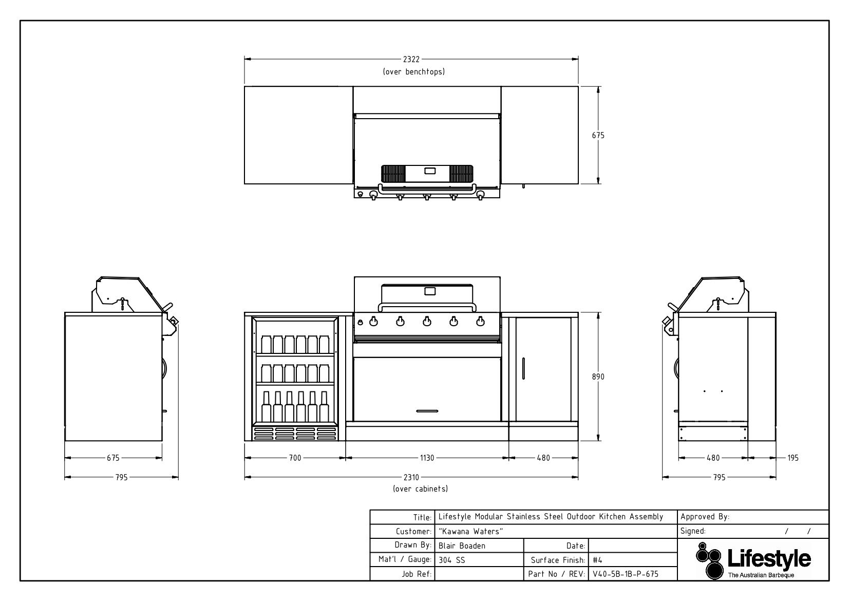 Dimensions Of Bbq Modular Outdoor Kitchens Outdoor Bbq Area Outdoor Bbq