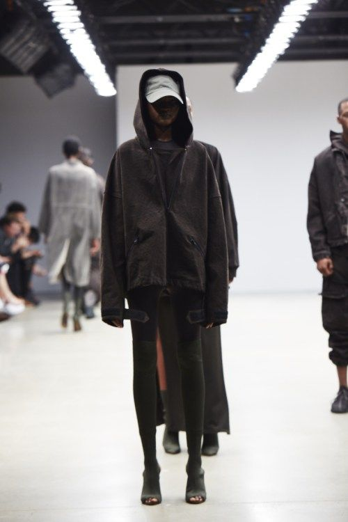 Kanye West S Yeezy Season 2 Fashion Show Event Recap Yeezy Kanye West Yeezy Season 2