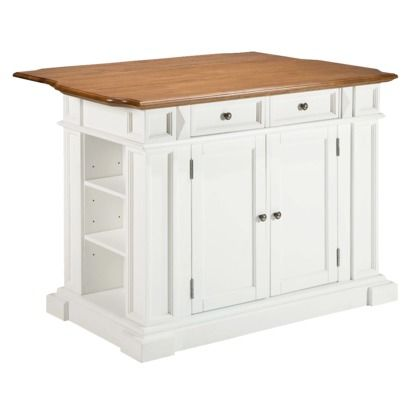 Pretty Kitchen Island From Target Had No Idea They Sold These
