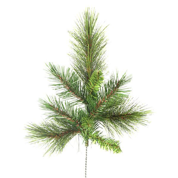 16 In Tilton Mixed Pine Spray X9 Faux Christmas Wreaths Christmas Decorations Floral Supplies Wholesale