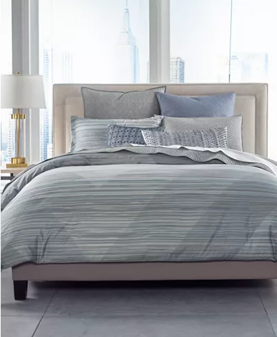 Hotel Collection Diamond Stripe Bedding Collection