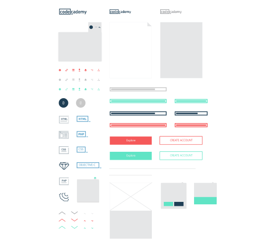 Codecademy News Web Design Design Graphic Design