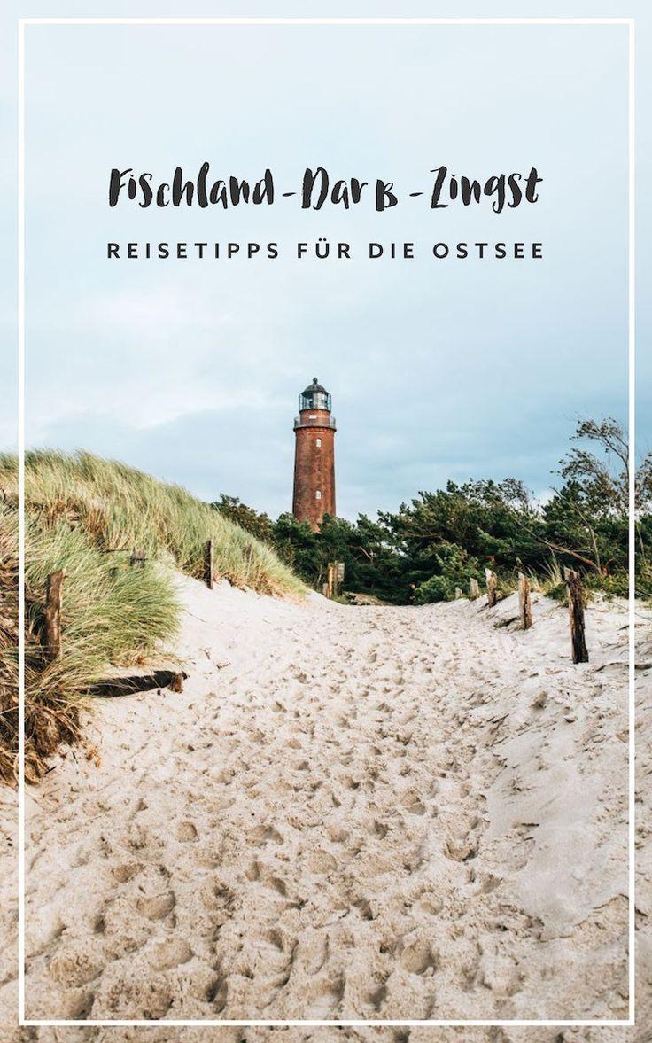 Urlaub an der Ostsee unsere Tipps für FischlandDarß