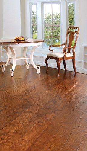 LM Flooring Hand Scraped Deer Lodge Birch - Almond - traditional - wood flooring - san francisco - CheaperFloors