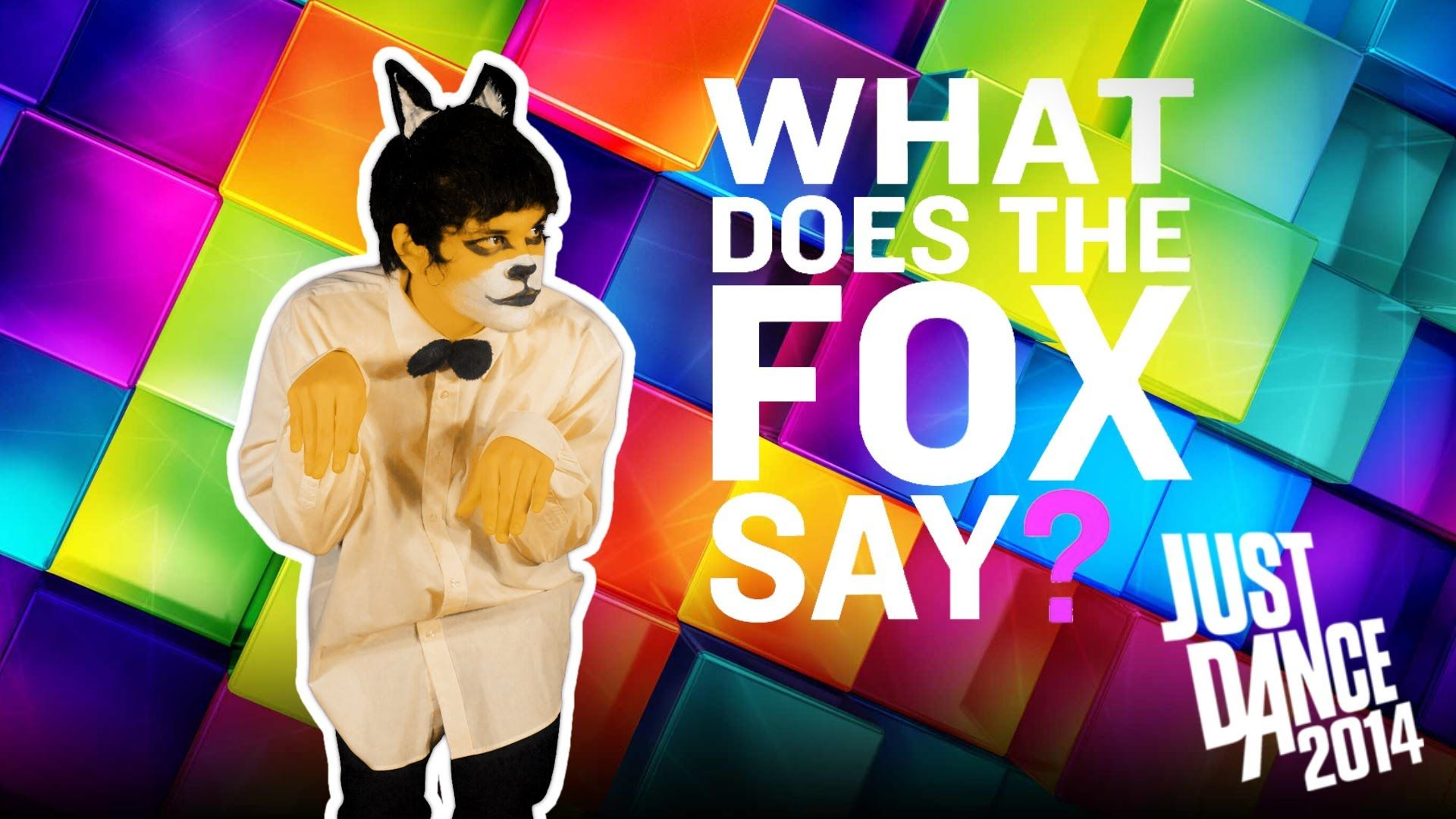 What does the fox say lyrics song - photo#33