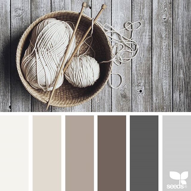 today's inspiration image for { rustic tones } is by @pineconesoo__ ... thank you, Rachel, for another wonderful #SeedsColor image share!