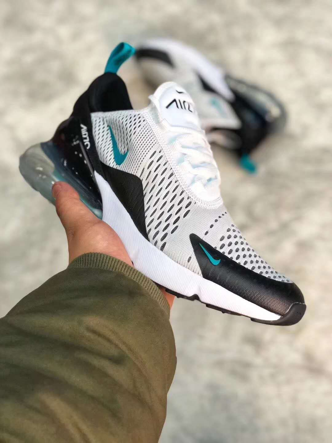 "best website 32d26 eb7f7 Nike Air Max 270 ""Teal"" Air Max Day 2018 AH8050-001"