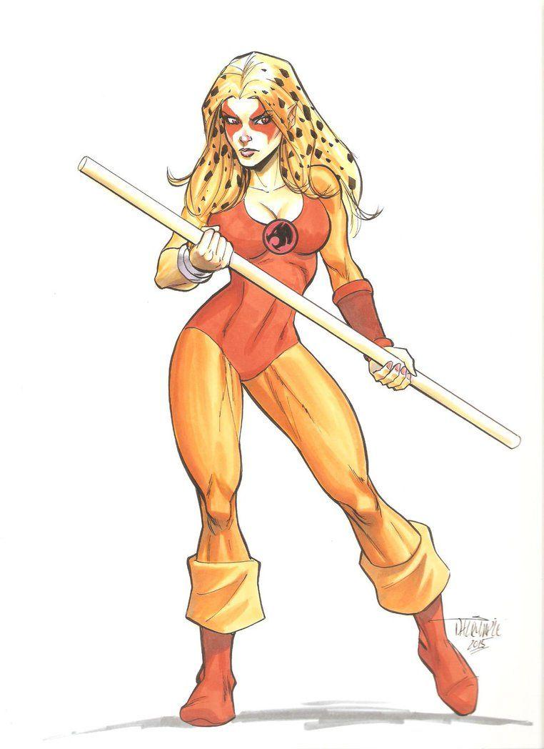 ThunderCats - Cheetara sexy - Recherche Google | Cheetara Comics ...