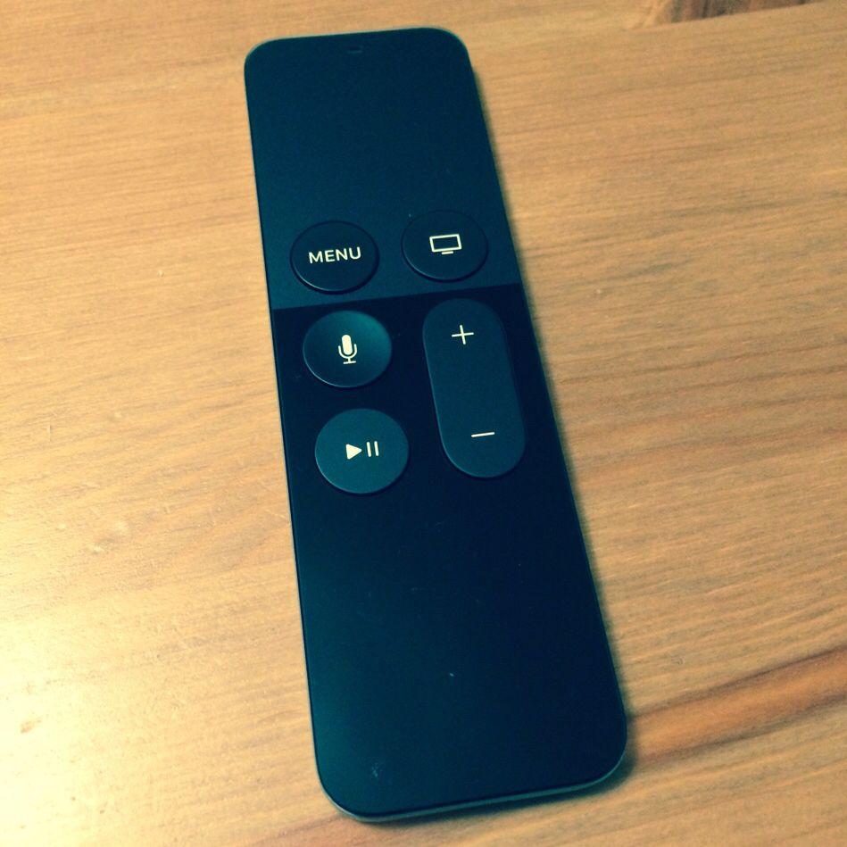 新リモコンにて新体験 --- New UX of TV by new remote. ---