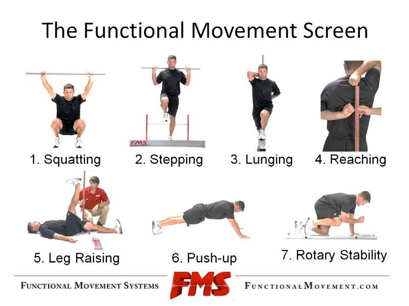 FMS: Functional Movement Systems | FlexibilityRx™ - Performance